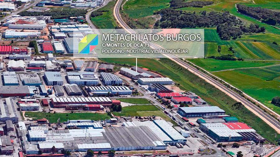Nuevas instalaciones en Metacrilatos Burgos